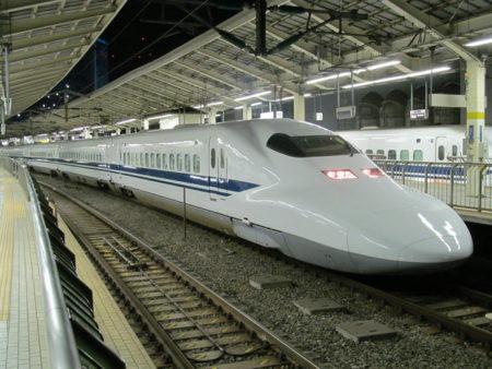 新幹線に関する表現