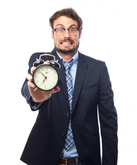 「時間にルーズ」はlooseではありません!