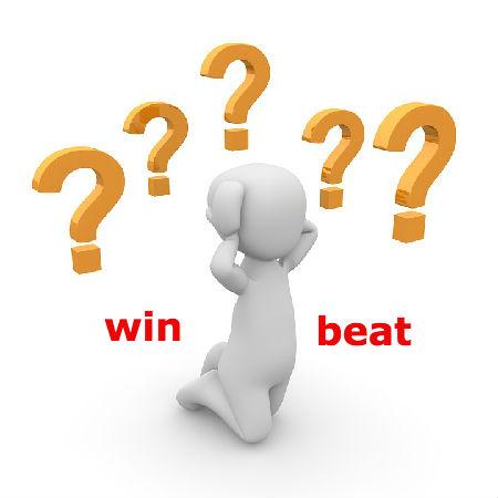 winとbeatの違いとは?